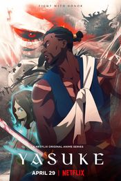 Poster Yasuke