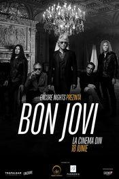 Poster Bon Jovi from Encore Nights