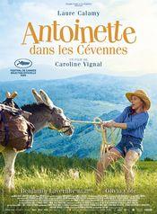 Poster Antoinette dans les Cévennes