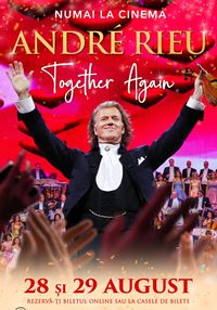 Poster ANDRÉ RIEU: TOGETHER AGAIN