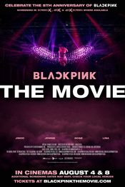 Poster BLACKPINK THE MOVIE