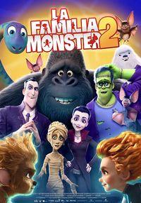 Poster MONSTER FAMILY 2