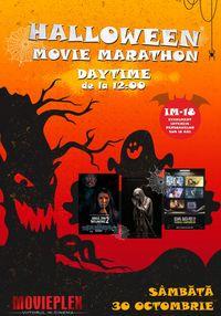 Poster HALLOWEEN MOVIE MARATHON