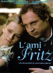 Poster L'ami Fritz