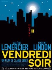 Poster Vendredi soir