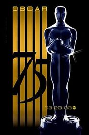 Poster The 75th Annual Academy Awards