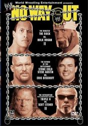 Poster WWE No Way Out