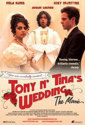 Poster Tony N' Tina's Wedding