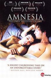 Poster Amnesia: The James Brighton Enigma