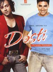 Poster Dosti: Friends Forever
