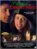Poster Christmas on Chestnut Street