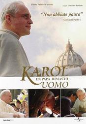 Poster Karol, un Papa rimasto uomo