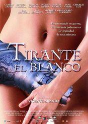 Poster Tirante el Blanco