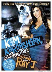 Poster Kim Kardashian, Superstar
