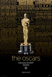 Poster The 79th Annual Academy Awards