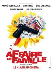 Poster Affaire de famille