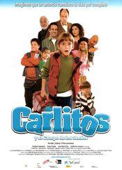 Poster Carlitos y el campo de los sueños