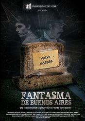 Poster Fantasma de Buenos Aires