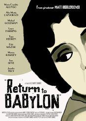 Poster Return to Babylon