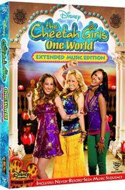 Poster The Cheetah Girls: One World