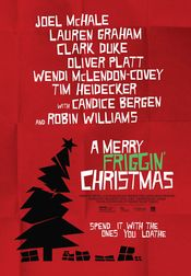 Poster A Merry Friggin' Christmas