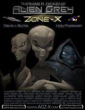 Poster Alien Grey: Zone-X