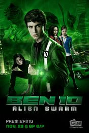 Poster Ben 10: Alien Swarm