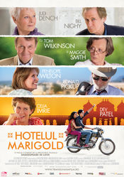 Poster The Best Exotic Marigold Hotel