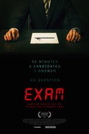 Poster Exam