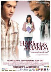 Poster Hari untuk Amanda