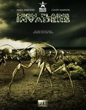 Poster High Plains Invaders