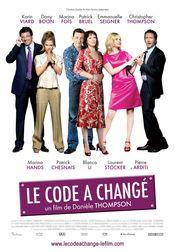 Poster Le code a changé