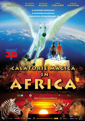 Poster Magic Journey to Africa