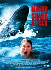 Poster Malibu Shark Attack