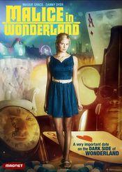 Poster Malice in Wonderland