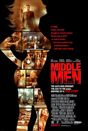 Poster Middle Men