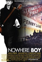 Poster Nowhere Boy