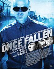 Poster Once Fallen