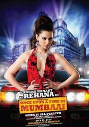 Poster Once Upon a Time in Mumbai