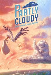 Poster Partly Cloudy