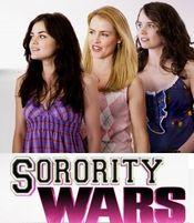 Poster Sorority Wars