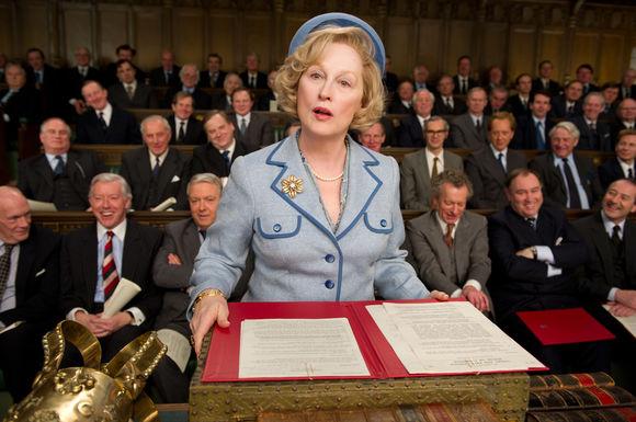 Meryl Streep în The Iron Lady