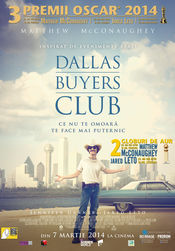 Poster Dallas Buyers Club