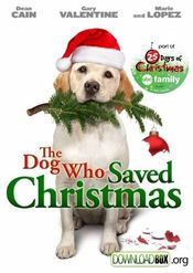 Poster The Dog Who Saved Christmas