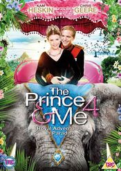 Poster The Prince & Me: The Elephant Adventure