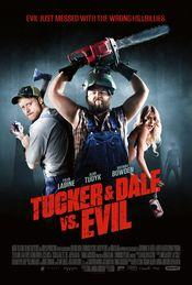 Poster Tucker and Dale vs Evil