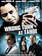 Poster Wrong Turn at Tahoe