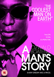 Poster A Man's Story