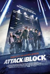 Poster Attack the Block