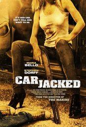 Poster Carjacked